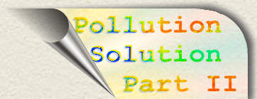 Pollution Solution Part Two button